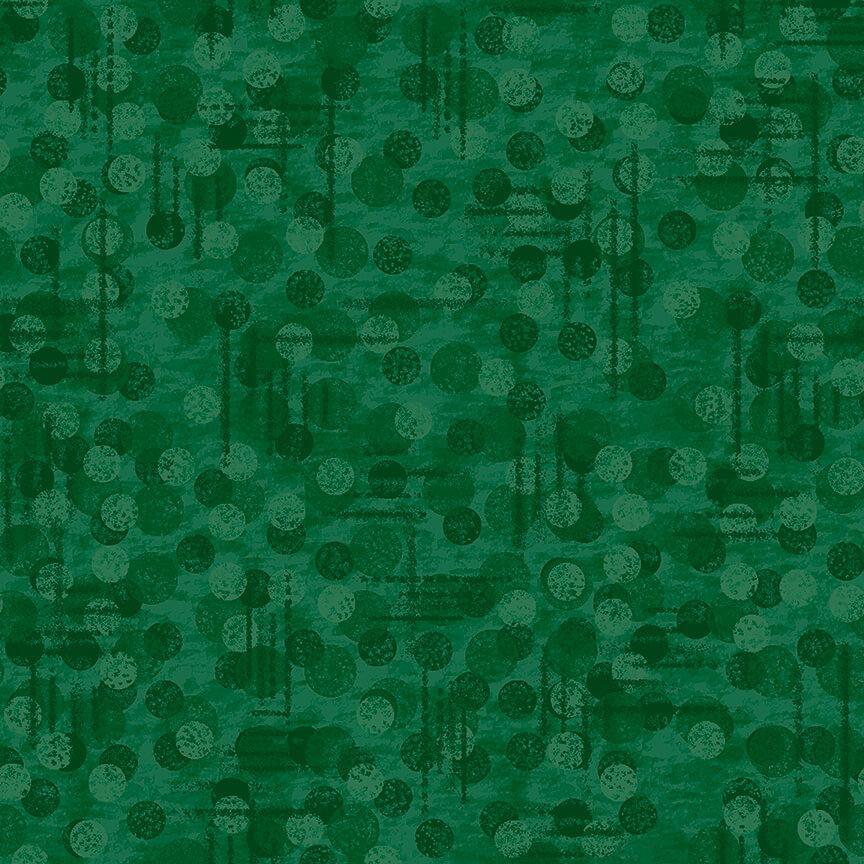 Blank Quilting Jot Dot Tonal Texture - 9570-60 Chartreuse
