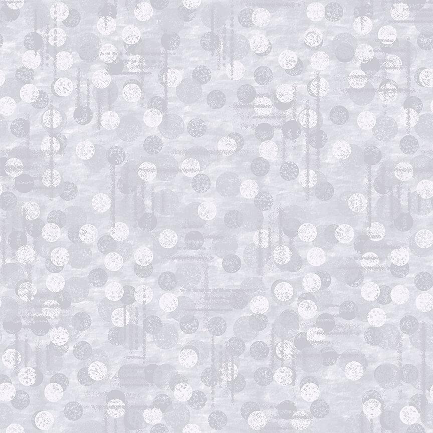 Blank Quilting - JotDot - Fog