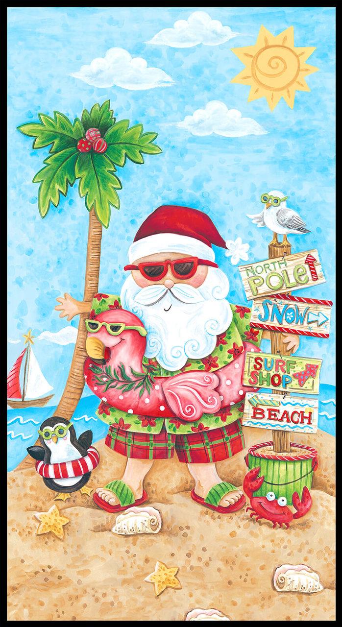 Holiday Beach  - Panel