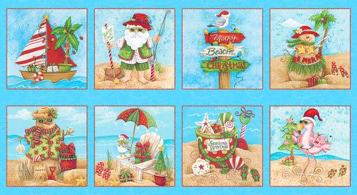 Holiday Beach - Blocks Panel