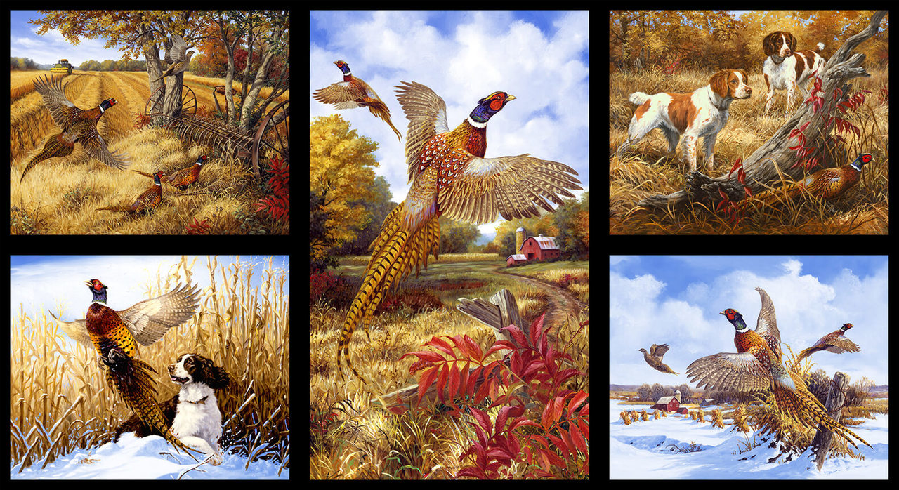 Pheasant Run Panel