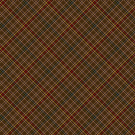 Rustic Homestead 9641-39 Brown