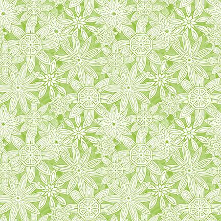 Mandala Tango #9654-60 Green