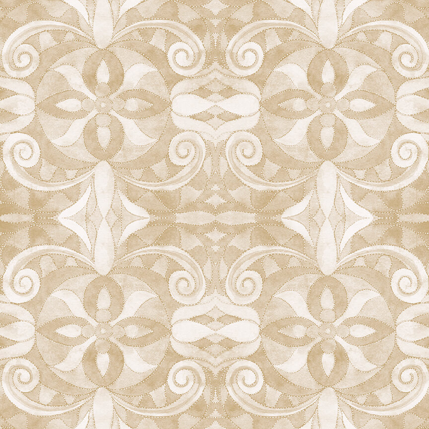 Blank Quilting 108 Baroque Ivory 9777 39