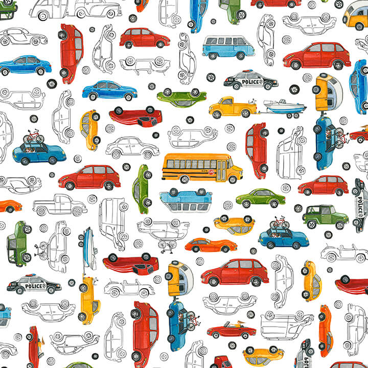 Going Places-Cars