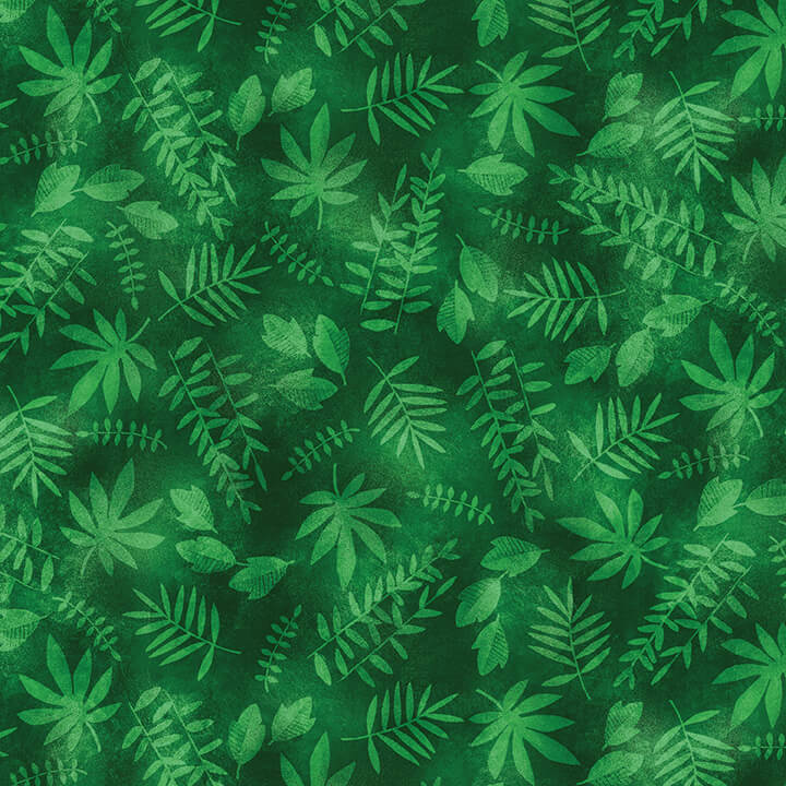 Tropical Zone- Green