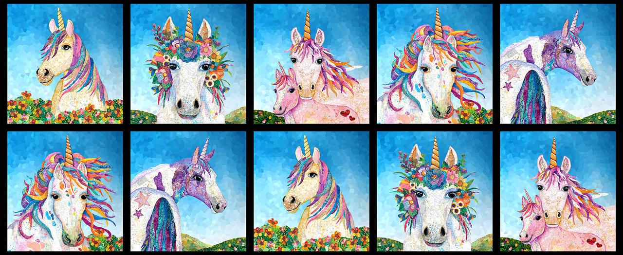 Unicorn-ocopia - Unicorn Blocks 9888-75