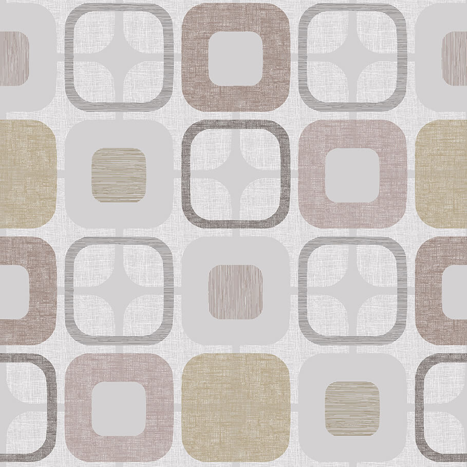 108in Wide GeoSquare Tan<br/>Blank Quilting 9986-30