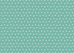 Luckie Turquoise Stars