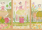 The Makers - Happy Beginnings Panel - Repeat 24x 44