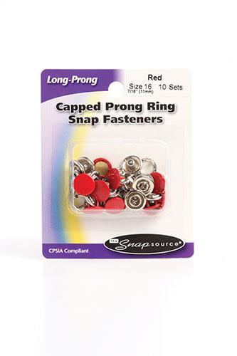 Cap Prong Setsz16 Fl 10