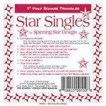 Star Singles 1.0in