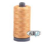 Aurifil  100% Egyptian Cotton 28wt  820yds.  1028-4150 Vari CREME BRULEE