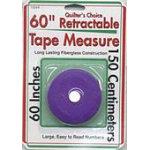 60 Retractable Tape Measure