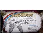 Hobbs Poly-Down Batting 120x120