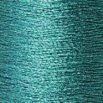 Yenmet Metallic Solid Turquoise 7022 500m