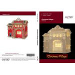 Christmas Village Firehouse CD