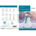 CD OESD - Freestanding Lace Snowman