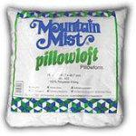 Mountain Mist Pillowloft Pillow 24sq