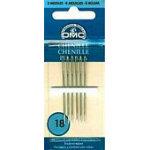 Needles Chenille Needles Sz 18 6 ct