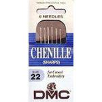 Needles Chenille Needles Sz 22