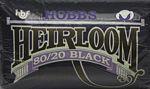 Heirloom 80/20 Black Cotton/Poly Blend 108 wide