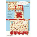Working Girl Apron and Hipster Apron