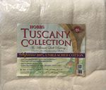 Tuscany Unbleach Cotton Twin 72x96