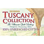 Tuscany Full Unbleached Cotton  100% Cotton Batting