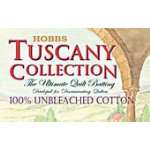 Tuscany Unbleach Cot 120x120 King