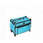 Tutto Machine Case On Wheels Large 22in Turquoise