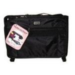 Tutto Medium Black Roller Luggage