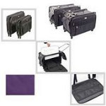 Tutto XXL Purple- Sewing Machine Case