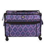 Tutto XXL Purple Modern Monster Bag on Wheels