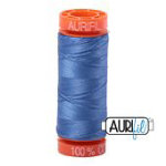 Aurifil 1128 Light Blue Violet 200m