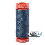 Aurifil 1310 Medium Blue Grey 200m