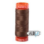 Cotton Mako 50wt 200m 10ct DARK SANDSTONE