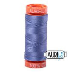 Aurifil 2525 Dusty Blue Violet 200m