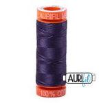 TH- Aurifil Thread Small 2581 Dark Dusty Grape