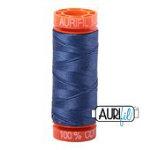 Cotton Mako 50wt 200m 10ct STEEL BLUE