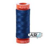 TH- Aurifil Thread Small 2780 Dark Delft Blue