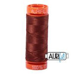 Cotton Mako 50wt 200m 10ct COPPER BROWN