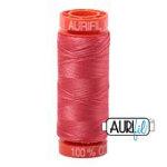 Cotton Mako 50wt 200m 10ct MEDIUM RED