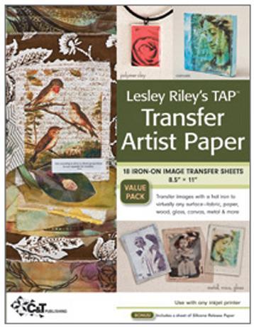 Transfer Art Paper 5pk