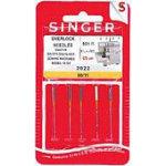 Singer Overlock/Serger Style 2022 Needles Size 80/11 5pk - 2022-11C