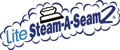 Lite SteamASeam 2 Letters - 8 sheets 9x12