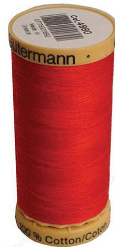 Ivory Gutermann Natural Cotton 250m 5box
