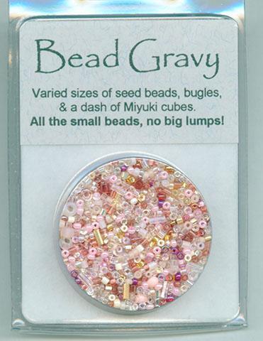 Bead Gravy Strawberry Puree