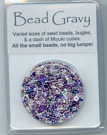 BDGR6 Bead Gravy Dark Blueberry