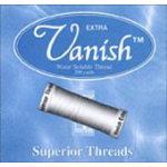 Vanish Extra Water Soluble Thread